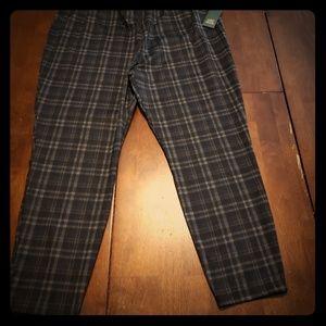 Wild Fable 2x Plaid Pants